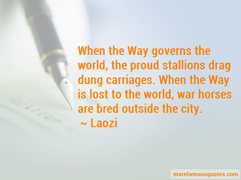 Quotes About Horses In World War 1