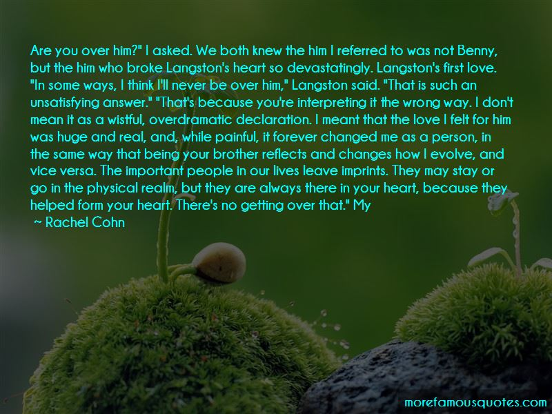 How Love Changes A Person Quotes Pictures 2