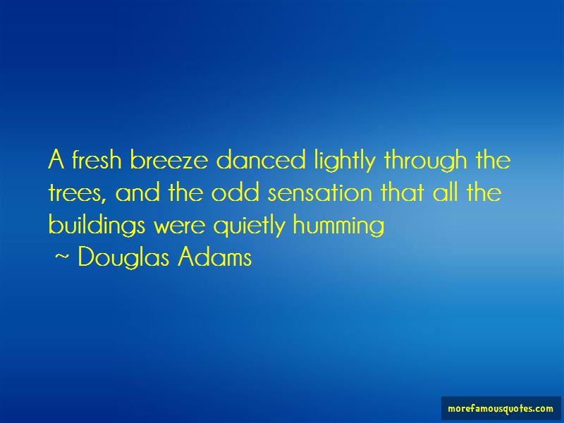 Quotes About Humming