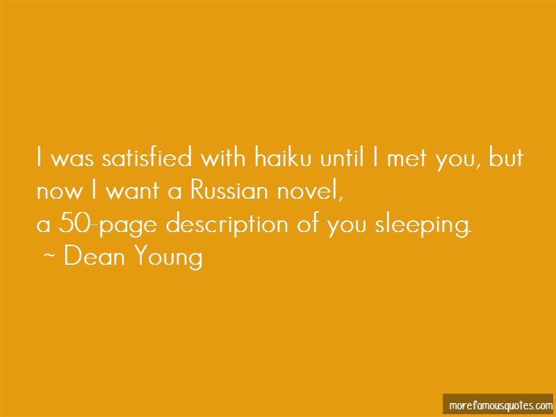 I Met You Quotes Pictures 2