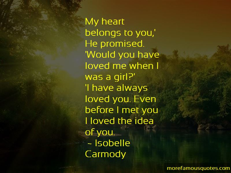 I Met You Quotes Pictures 3