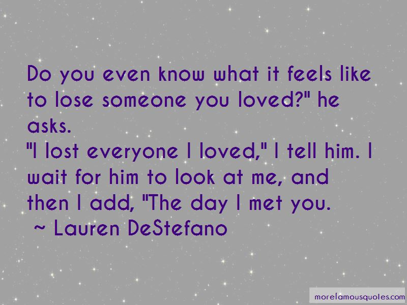 I Met You Quotes Pictures 4