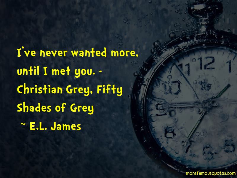 Quotes About I Met You