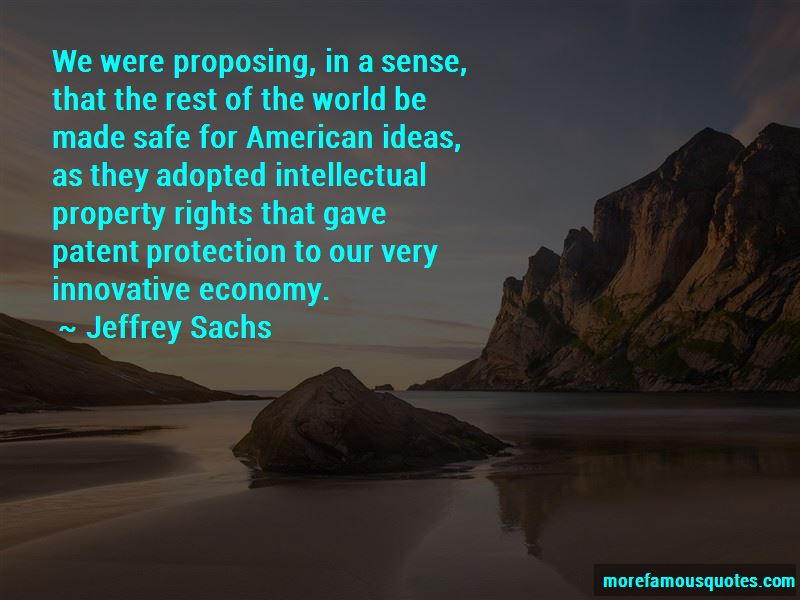 Quotes About Intellectual Property Rights