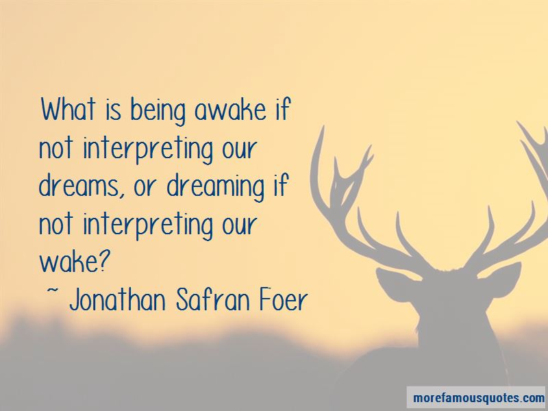 Interpreting Dreams Quotes Pictures 3