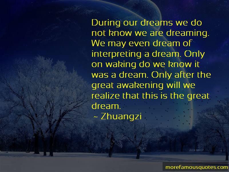 Interpreting Dreams Quotes Pictures 4