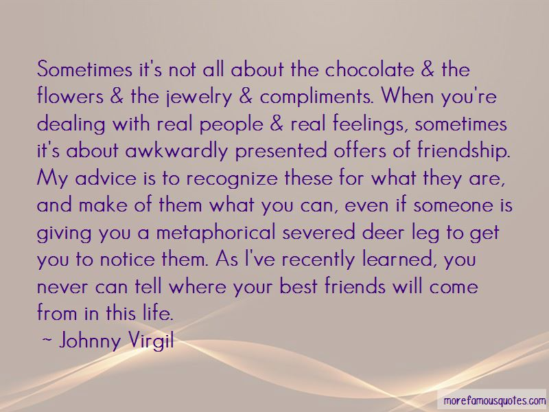 Quotes About Life Best Friends