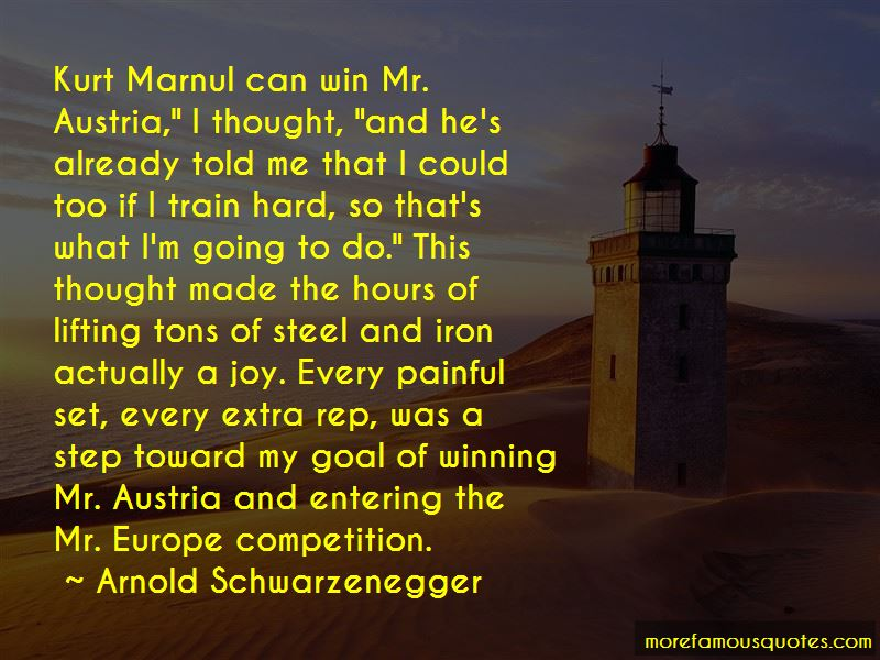Quotes About Lifting Iron