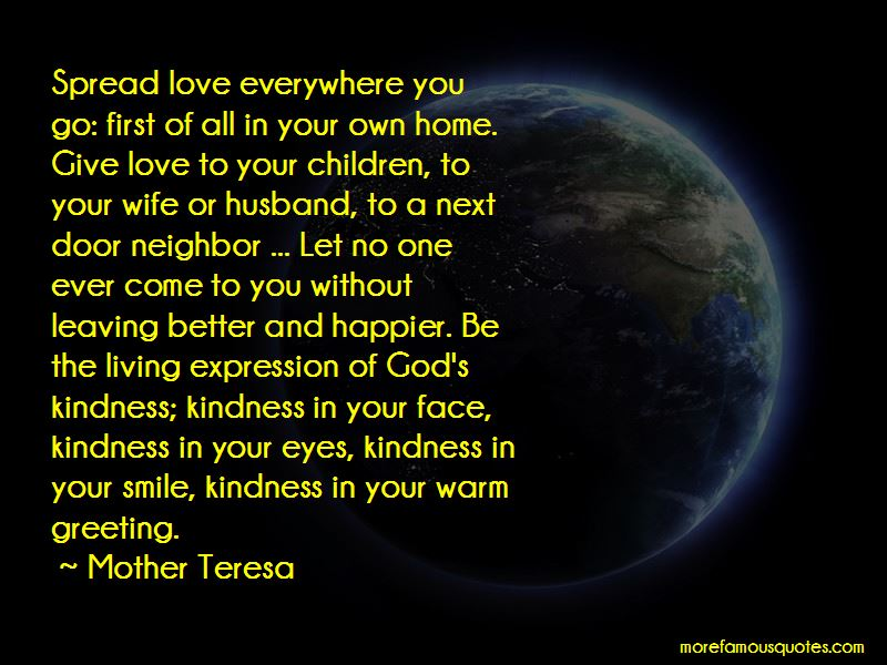 Love Everywhere Quotes Pictures 4