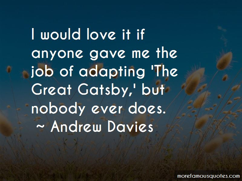 Quotes About Love From The Great Gatsby
