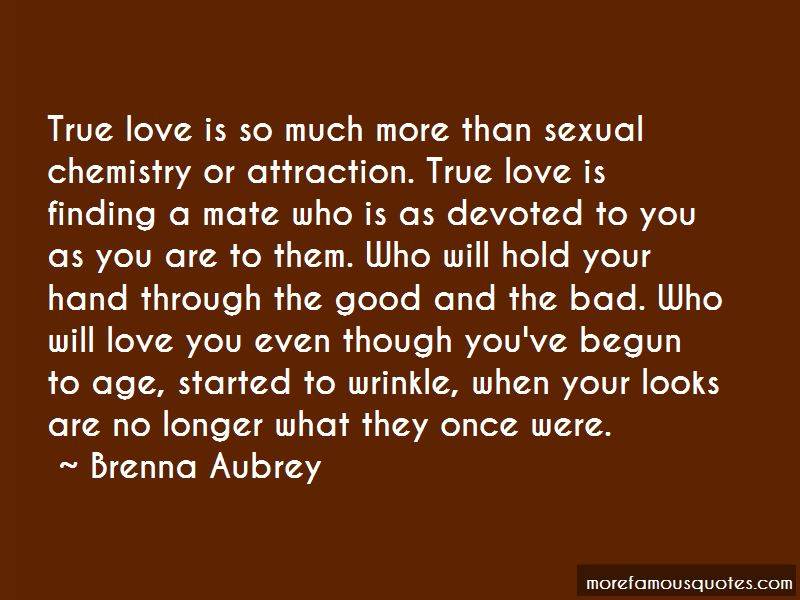 Love Through Good And Bad Quotes Pictures 2