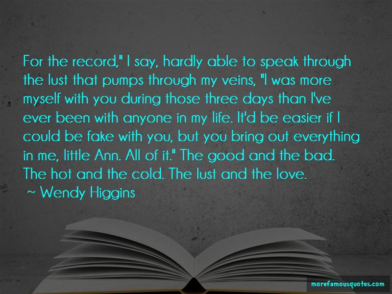 Love Through Good And Bad Quotes Pictures 3