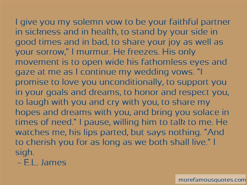 Love Wedding Vows Quotes Pictures 4
