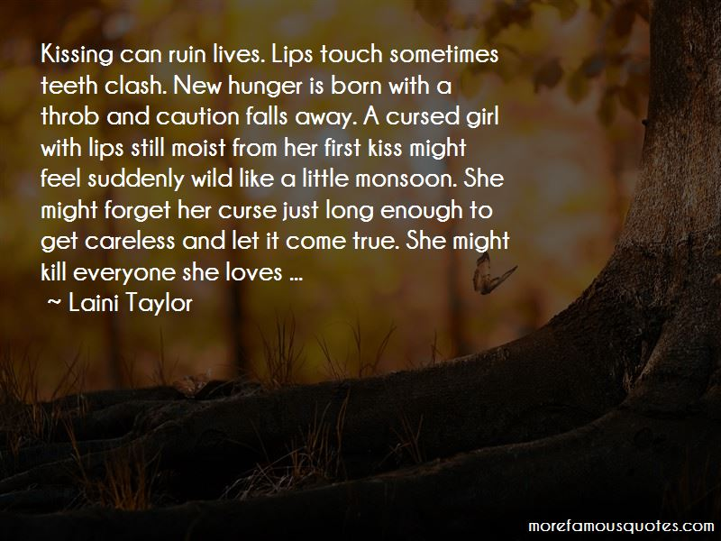 Love's First Kiss Quotes Pictures 4