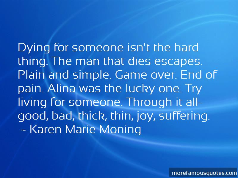 Lucky Escapes Quotes Pictures 3
