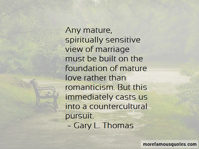 Quotes About Mature Love