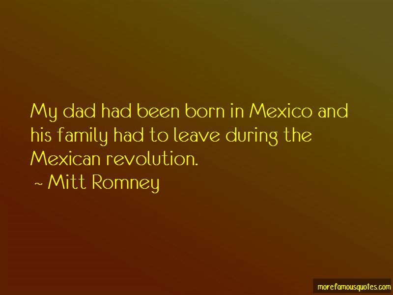 Quotes About Mexican Revolution