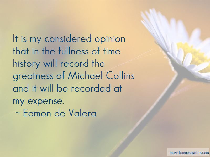 Quotes About Michael Collins
