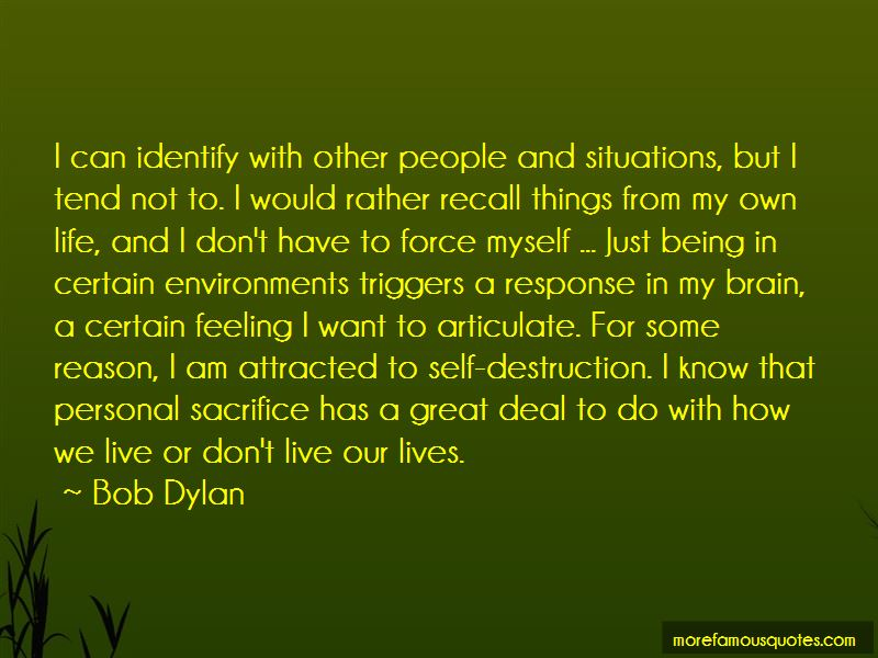 Quotes About My Own Life