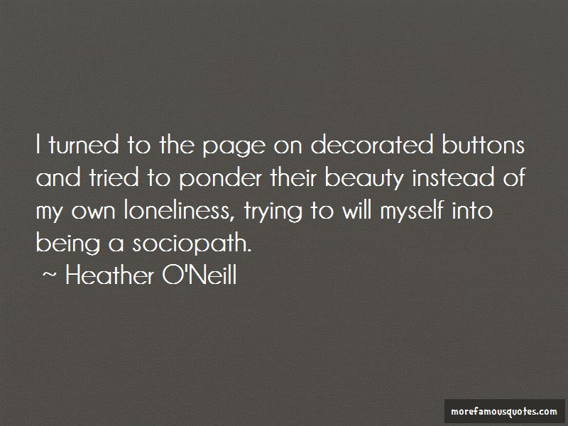 Quotes About Myself
