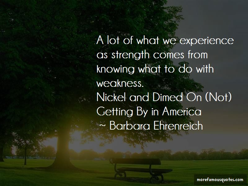 Quotes About Nickel And Dimed