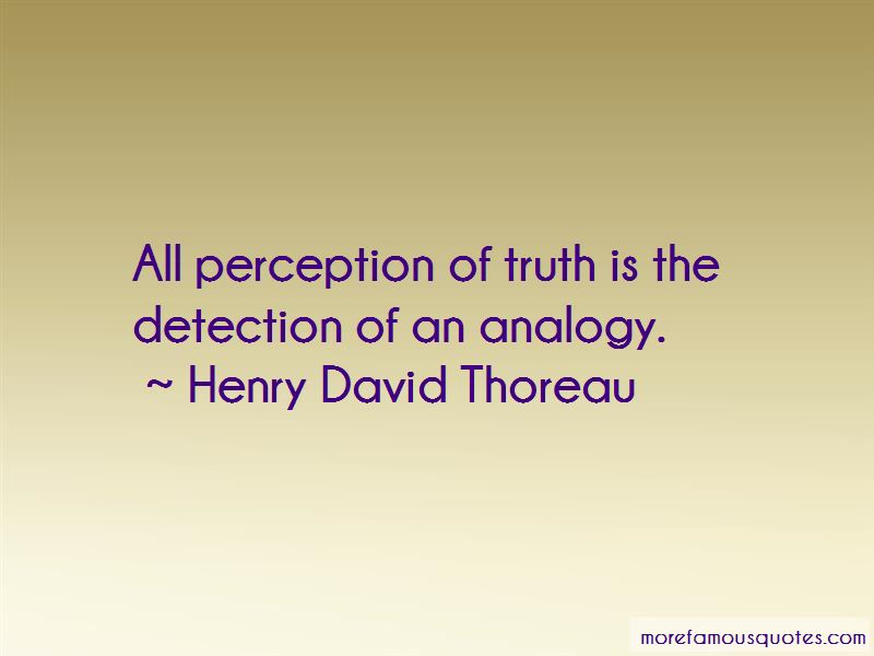 Quotes About Perception Of Truth
