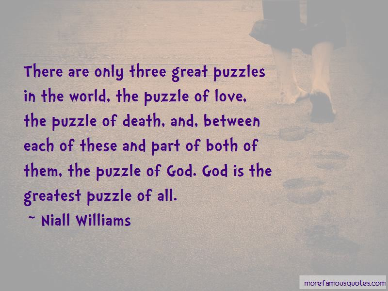 Puzzles And God Quotes Pictures 2