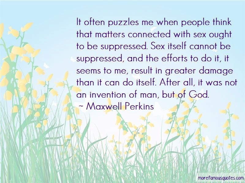 Puzzles And God Quotes Pictures 3