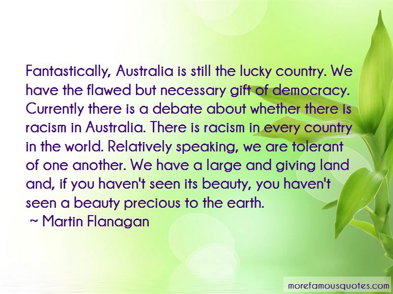 Quotes About Racism In Australia