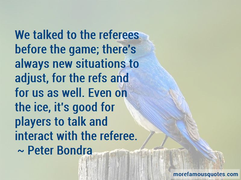 Quotes About Referee