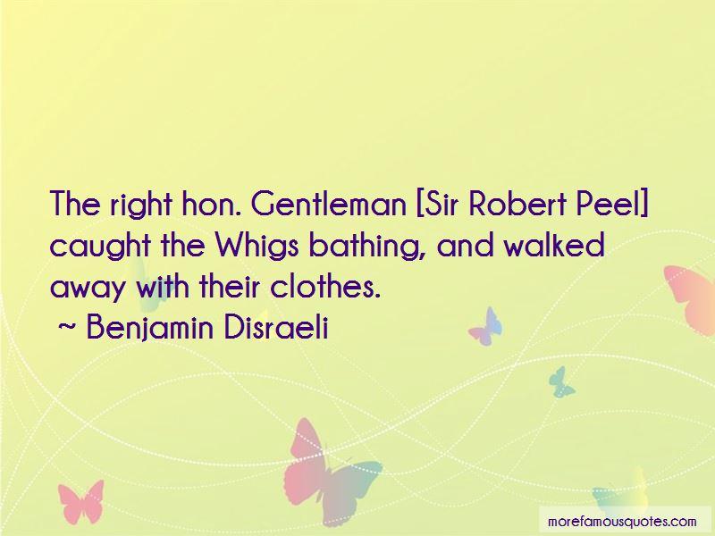 Robert Peel Quotes Pictures 2