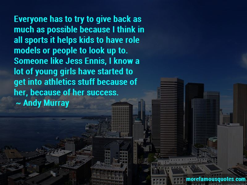 Quotes About Role Models And Success