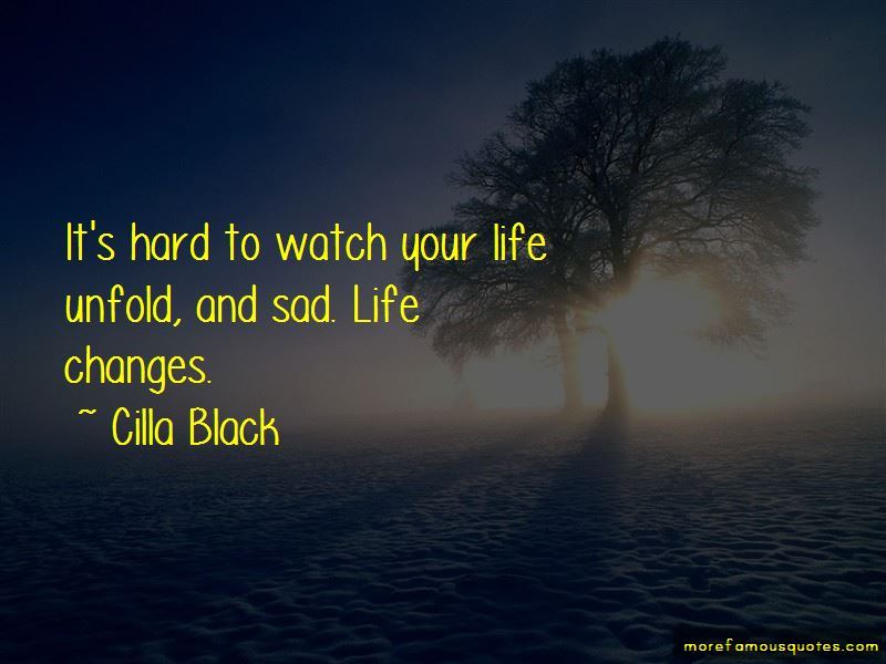 Sad Life Changes Quotes Pictures 2