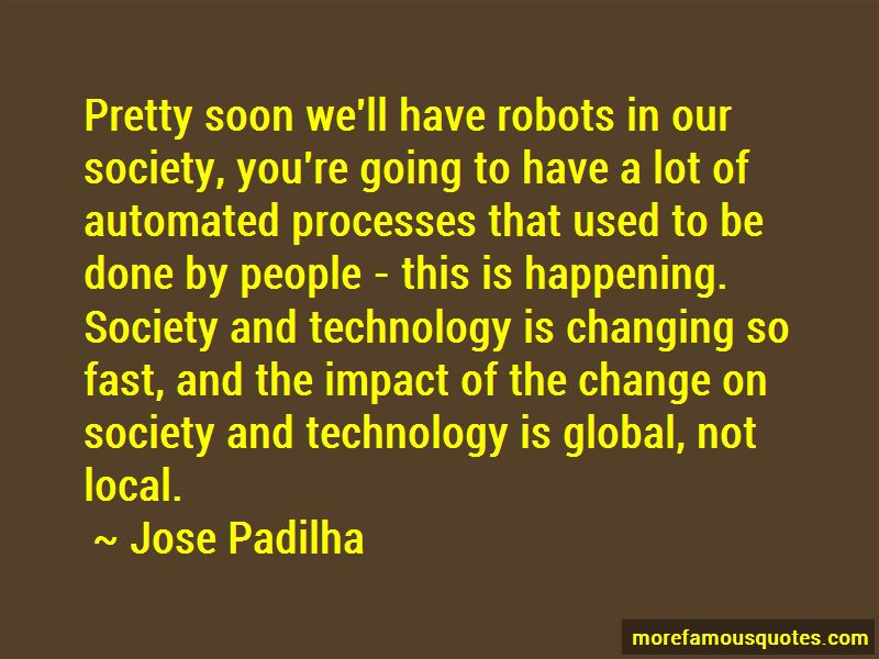 Quotes About Society And Technology