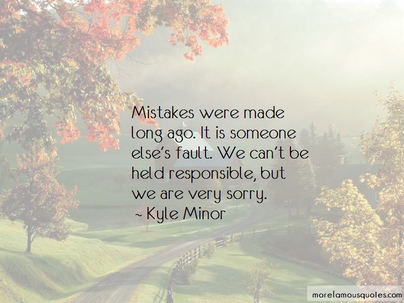 Sorry For My Mistakes Quotes Pictures 4