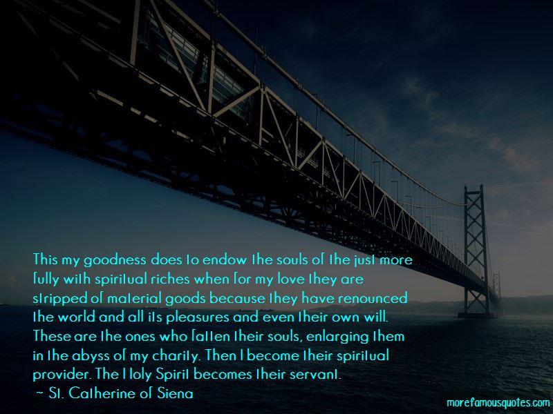 Spiritual Riches Quotes Pictures 3