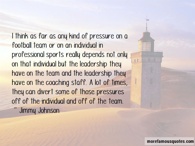 Quotes About Sports Leadership