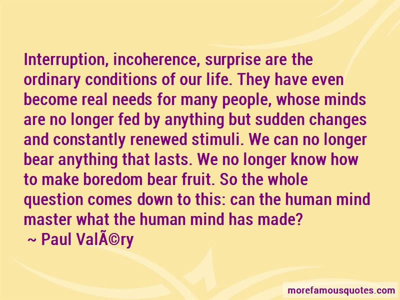 Quotes About Sudden Life Changes