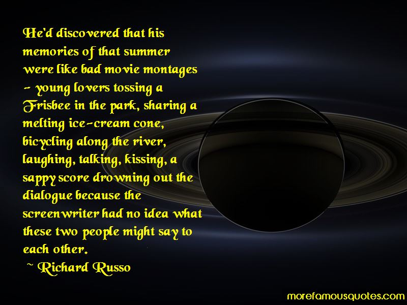 Quotes About Summer Lovers