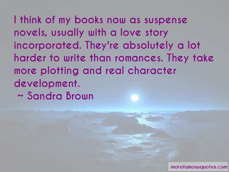 Quotes About Suspense In Books