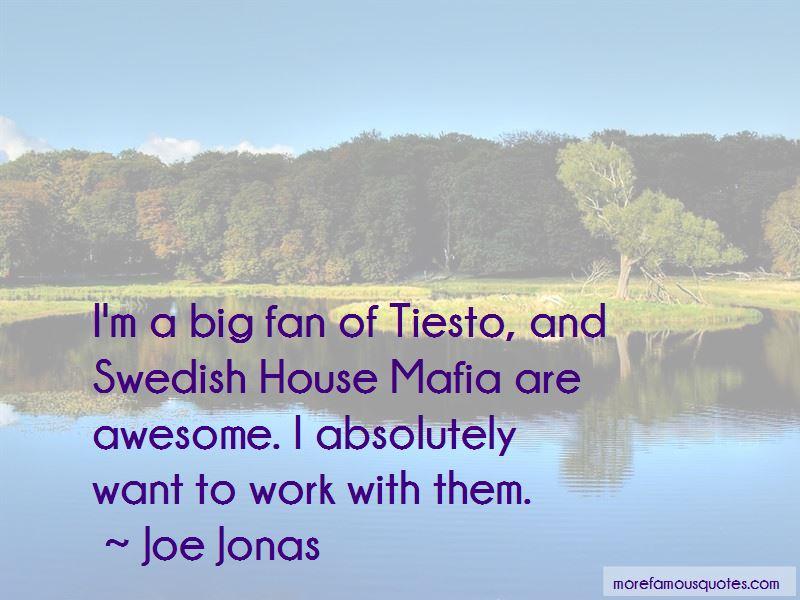 Quotes About Swedish House Mafia