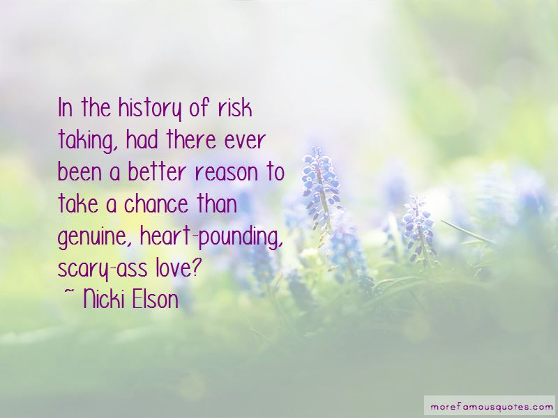 Taking A Chance On Love Quotes Pictures 3
