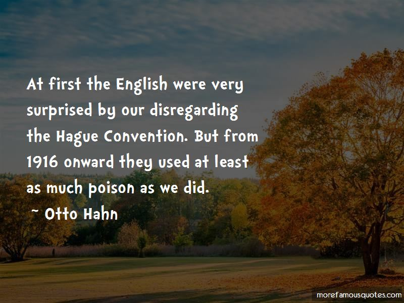 Quotes About The Hague