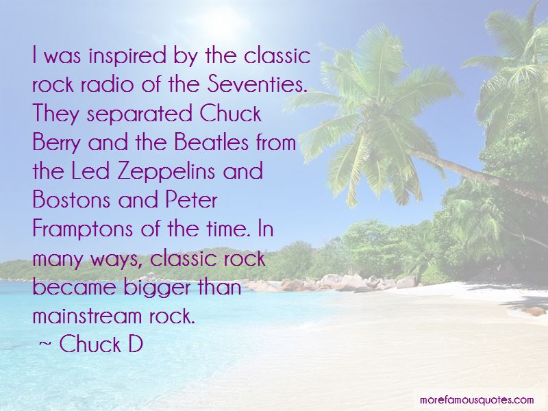 Quotes About The Seventies