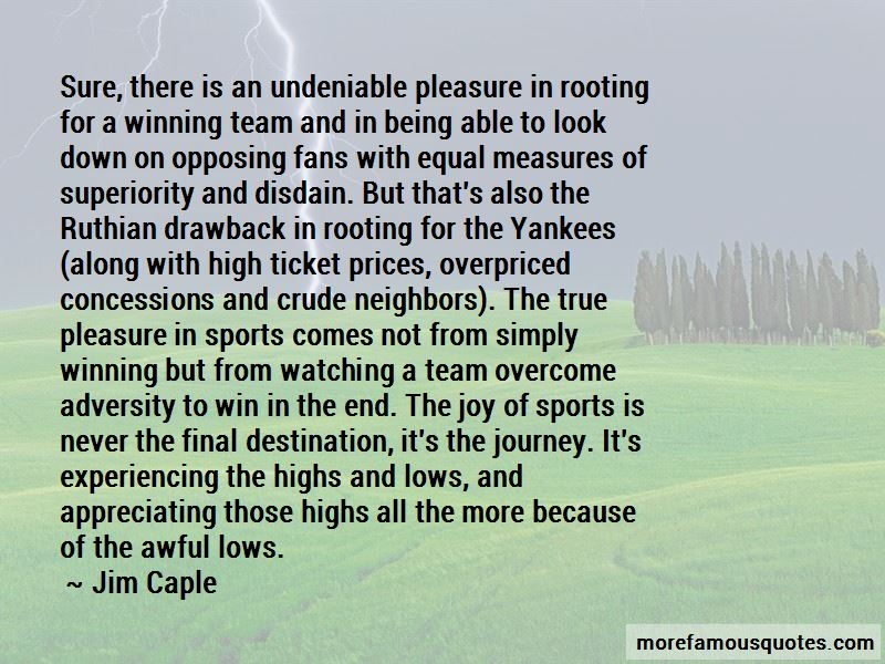 True Sports Fans Quotes Pictures 2