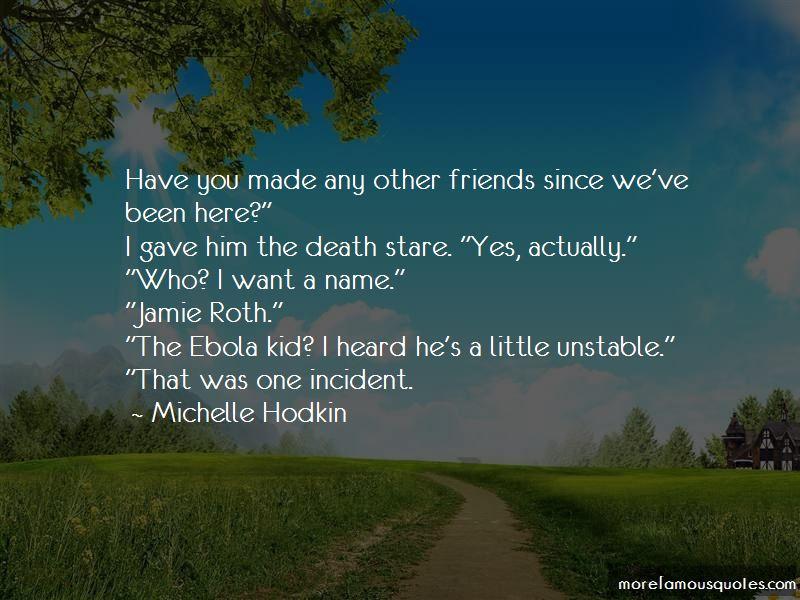 Quotes About Unstable Friends