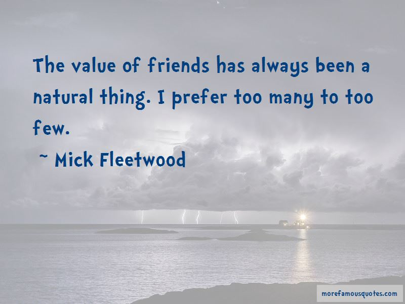 Quotes About Value Of Friends