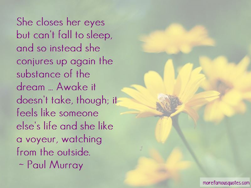 Quotes About Watching Someone Sleep
