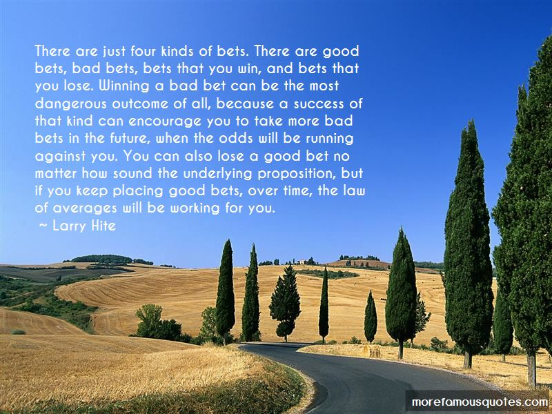 Quotes About Winning Against The Odds