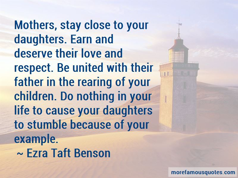 Respect Your Father Quotes: top 24 quotes about Respect Your Father